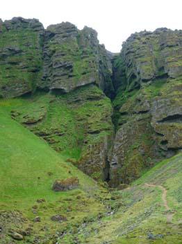 Rift valley, Iceland Photo Sarah Masters