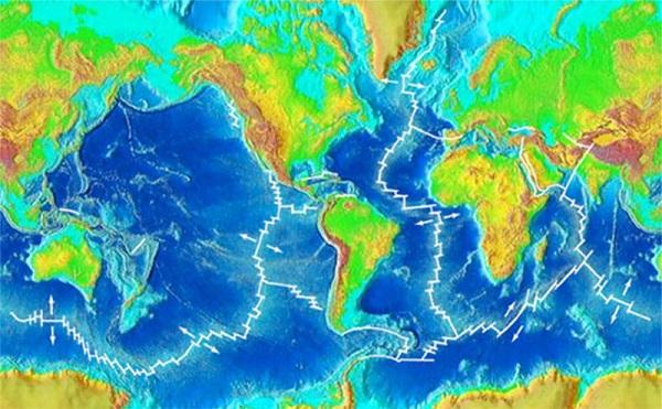 Mid Ocean Ridge NOAA
