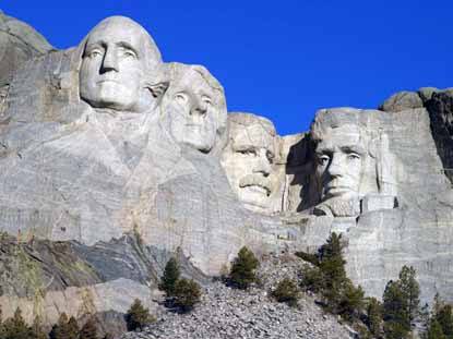 Mount Rushmore, South Dakota, NPS