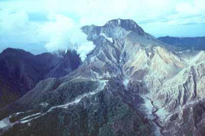 Mount Pinatubo, USGS