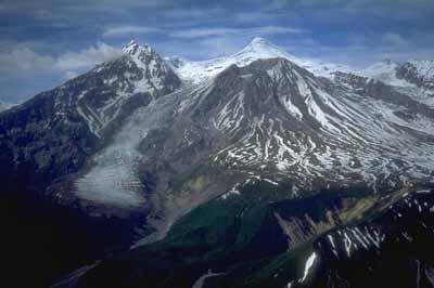 Mt. Spurr, USGS