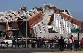 2010 Chilean Earthquake, USGS