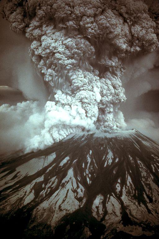 1980 Mount Saint Helens eruption, USGS