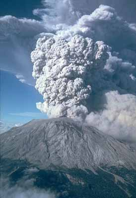 1980 Mount Saint Helens eruption, USGS