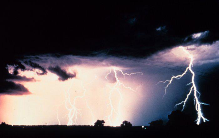 Thunderstorm, NOAA